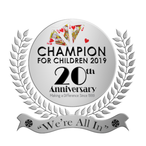 CHAMPION FOR CHILDREN Final Logo 2019